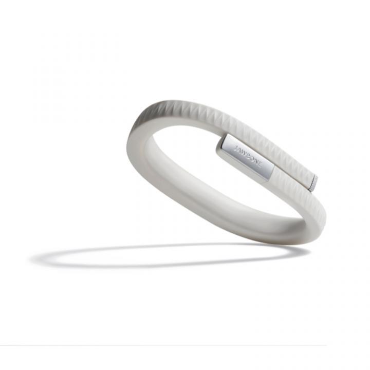 Jawbone UP ライフログリストバンド Light Grey Small_0