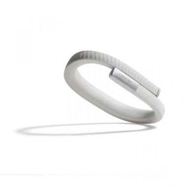 Jawbone UP ライフログリストバンド Light Grey Medium