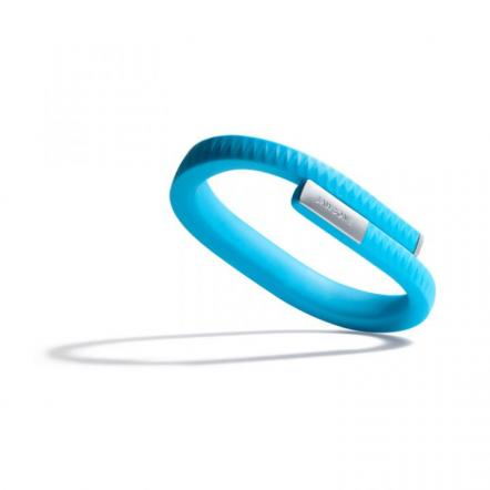 Jawbone UP ライフログリストバンド Blue Small