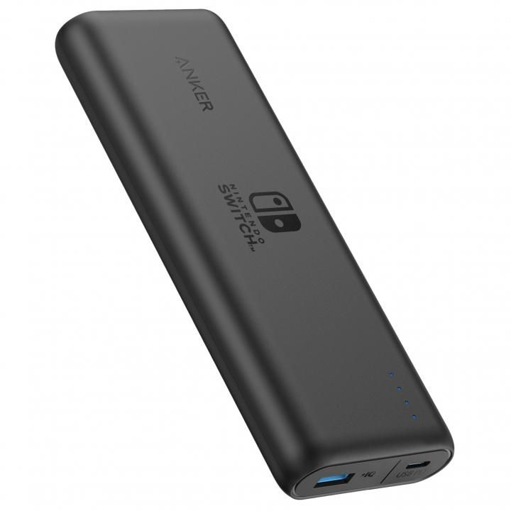 Anker PowerCore 20100 Nintendo Switch Edition [20100mAh]ブラック
