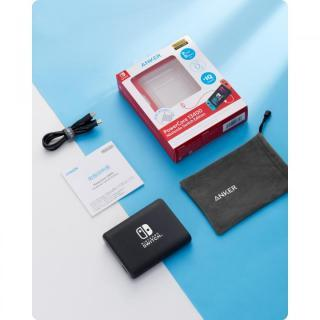 Anker PowerCore 13400 Nintendo Switch Edition [13400mAh]ブラック_6