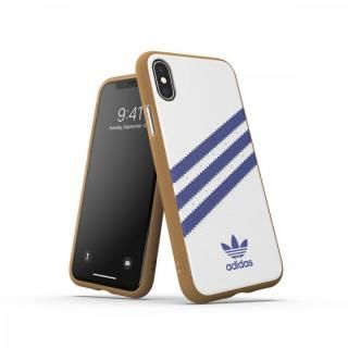 iPhone XS/X ケース adidas OR-Moulded Case SAMBA SS19 Collegiate Royal iPhone XS/X
