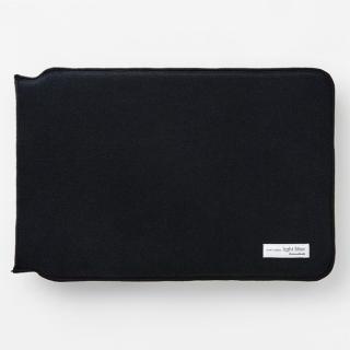 13インチMacBookケース light fitter ブラック