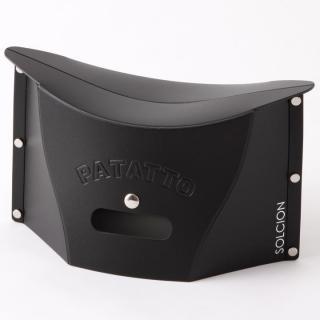折りたたみイス PATATTO mini ブラック