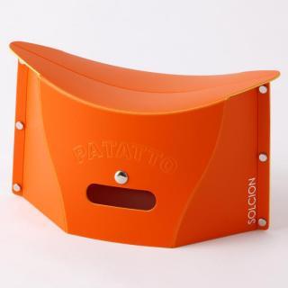 折りたたみイス PATATTO mini オレンジ