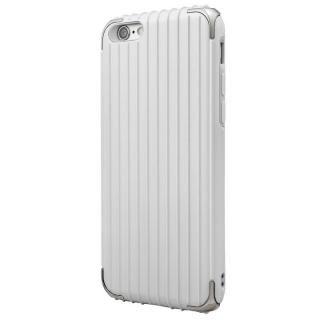 【iPhone6 ケース】GRAMAS COLORS Rib ハイブリッドケース ホワイト iPhone 6s/6