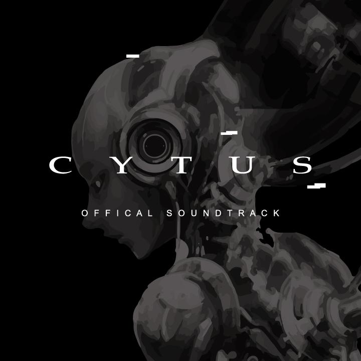 CYTUS OFFICIAL SOUNDTRACK オリジナルポスター付き_0