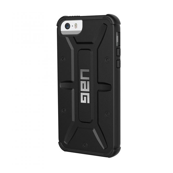 UAG 耐衝撃コンポジットケース ブラック iPhone SE/5s/5