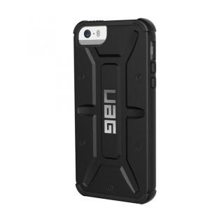 [夏フェス特価]UAG 耐衝撃コンポジットケース ブラック iPhone SE/5s/5