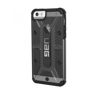 iPhone SE/5s/5 ケース UAG 耐衝撃コンポジットケース クリアグレー iPhone SE/5s/5