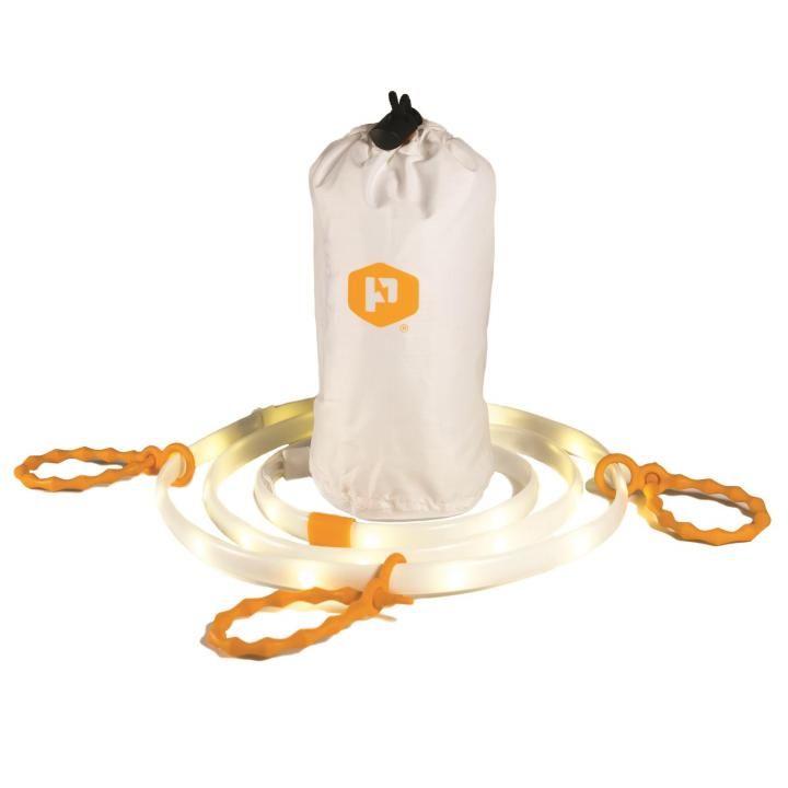 LUMINOODLE ロープ型 LEDライト 1.5m