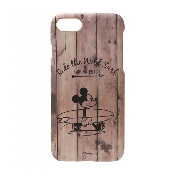 【iPhone8/7ケース】ラバーコートケース ミッキーマウス iPhone 8/7_0
