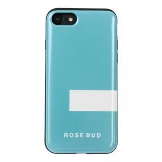 iPhone SE 第2世代 ケース ROSEBUD シェルケース LINEエメラルド iPhone SE 第2世代/8/7