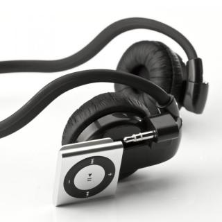 PRECISION iPod shuffle Headphone HP-S103 ブラック
