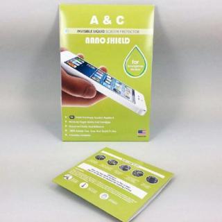 iPhone SE/その他の/iPod フィルム 強度9H!塗って液晶保護 Nano Shield  スマートフォン用