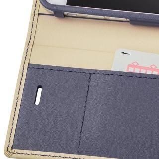 【iPhone8/7ケース】GRAMAS フルレザー手帳型ケース TRICO ネイビー iPhone 8/7_5