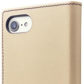 【iPhone8/7ケース】GRAMAS フルレザー手帳型ケース TRICO ネイビー iPhone 8/7_6