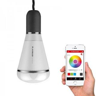 スマートフォン対応LED電球 PLAY BULB RAINBOW 単品