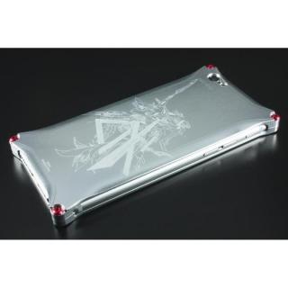 RADIO EVA×GILDdesign Abstract ソリッドケース2号機 シルバー iPhone 6s/6