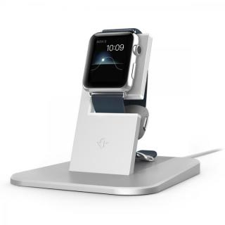 Apple Watch充電スタンド Twelve South HiRise シルバー