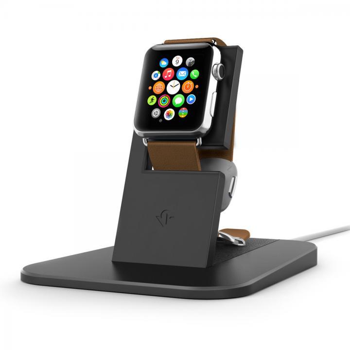 Apple Watch充電スタンド Twelve South HiRise ブラック_0