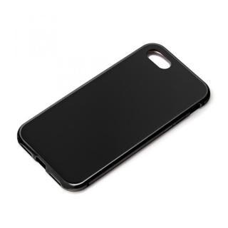 iPhone SE 第2世代 ケース 360度フルカバーケース ブラック iPhone SE 第2世代