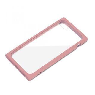 iPhone SE 第2世代 ケース ガラスタフケース ピンク iPhone SE 第2世代