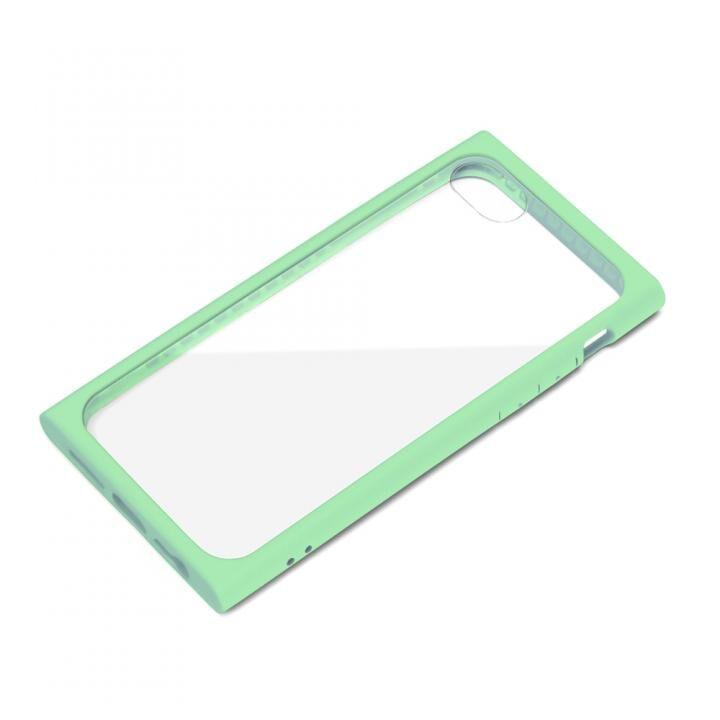 ガラスタフケース ミント iPhone SE 第2世代_0