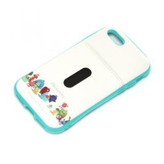 iPhone SE 第2世代 ケース タフポケットケース モンスターズ・ユニバーシティ iPhone SE 第2世代