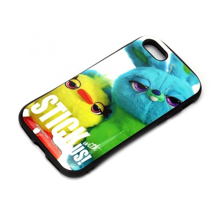 ハイブリッドタフケース ダッキー&バニー iPhone SE 第2世代_0