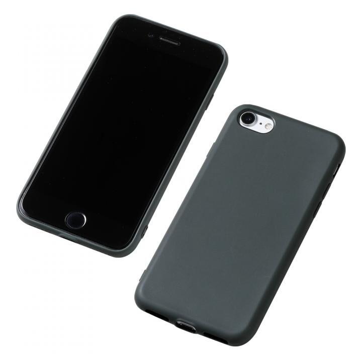 CRYTONE TESIV Hard Case ダークオリーブ iPhone SE 第2世代_0