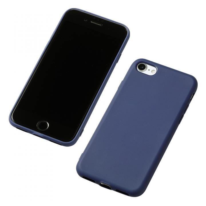CRYTONE TESIV Hard Case ネイビー iPhone SE 第2世代_0