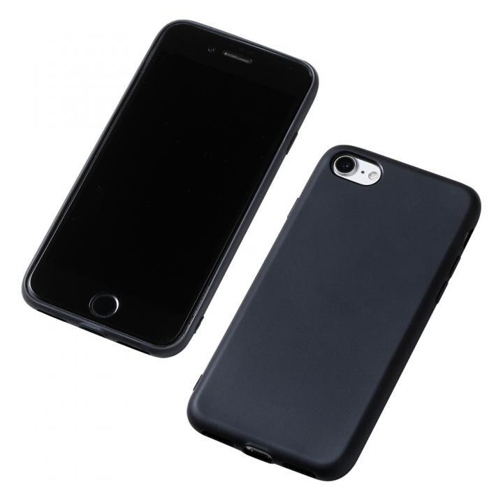 CRYTONE TESIV Hard Case ブラック iPhone SE 第2世代_0