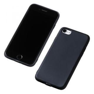 iPhone SE 第2世代 ケース CRYTONE TESIV Hard Case ブラック iPhone SE 第2世代