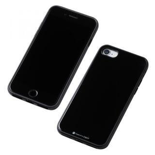 iPhone SE 第2世代 ケース Deff Hybrid Case Etanze ブラック iPhone SE 第2世代