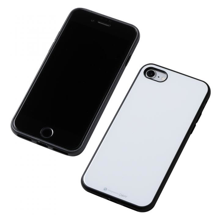 Hybrid Case Etanze ホワイト iPhone SE 第2世代_0