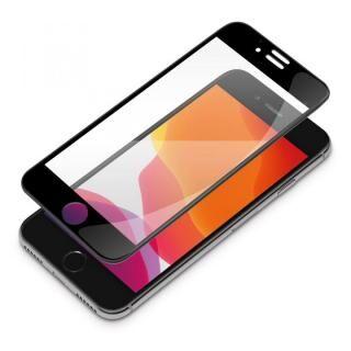 iPhone SE 第2世代 フィルム 貼り付けキット付き 3Dハイブリッド液晶保護ガラス クリア iPhone SE 第2世代