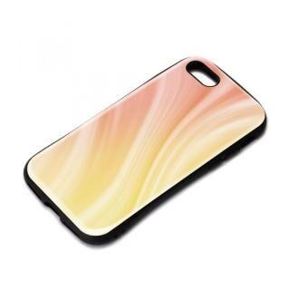 iPhone SE 第2世代 ケース ハイブリッドタフケース オレンジ iPhone SE 第2世代