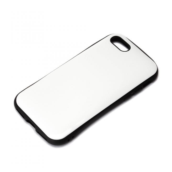 ハイブリッドタフケース ホワイト iPhone SE 第2世代_0