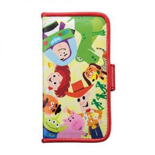 トイストーリー ディズニー 手帳型ケース iPhone SE/5s/5/5c ケース