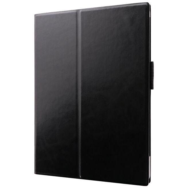 薄型PUレザーフラップケース「PRIME」 ブラック iPad Pro 2020 11インチ_0