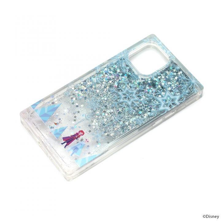 iPhone 11 Pro ケース グリッターケース アナと雪の女王2 ブルー iPhone 11 Pro【8月下旬】_0