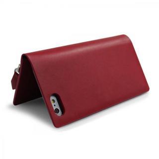 【iPhone6s/6ケース】お財布付き手帳型ケース Combi Jacket レッド iPhone 6s/6_1