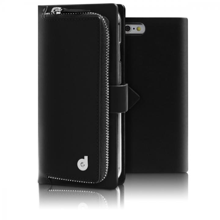 iPhone6s Plus/6 Plus ケース お財布付き手帳型ケース Combi Jacket ブラック iPhone 6s Plus/6 Plus_0