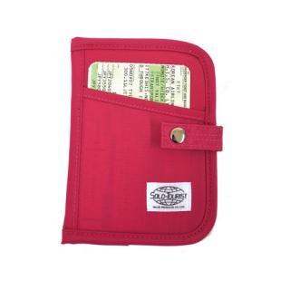 SG パスポートケース ピンク