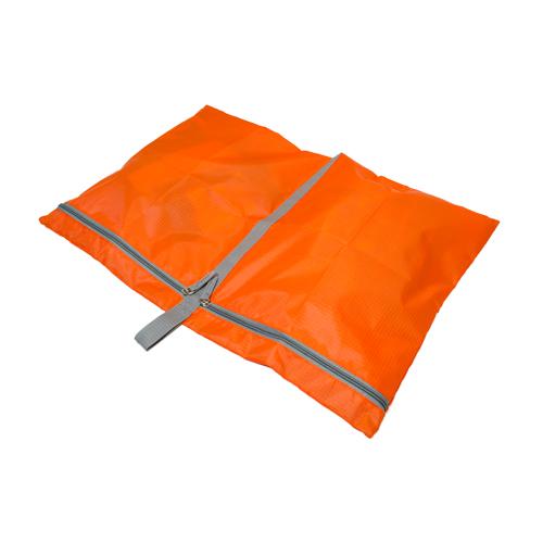 トラベルランドリーケース 防水タイプ オレンジ_0