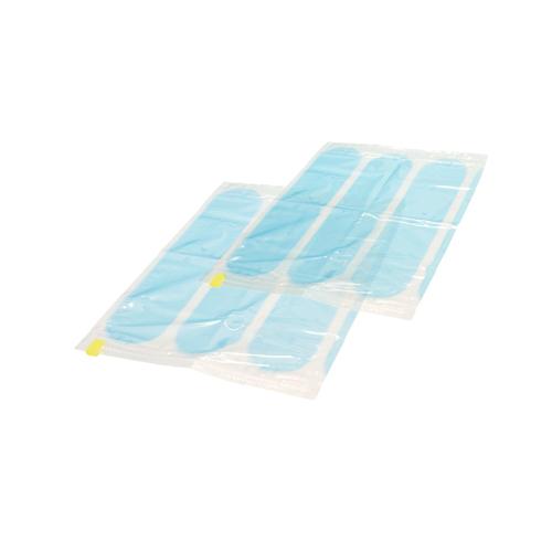 抗菌衣類圧縮袋 M,Lサイズ各1枚入り ブル-_0