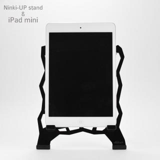ユニークデザインタブレットスタンド STYLE-UP ブラック_2