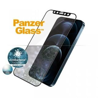 iPhone 12 Pro Max (6.7インチ) フィルム PanzerGlass アンチグレア AGC製ガラスフィルム 抗菌仕様 iPhone 12 Pro Max【4月下旬】