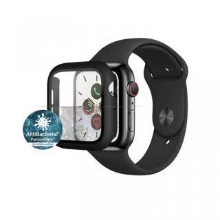 PanzerGlass Apple Watch 4/5/6/SE 40mm用フルボディプロテクタ ブラック
